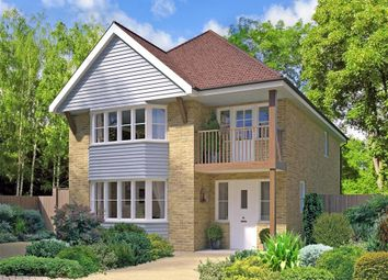 Thumbnail 4 bed detached house for sale in Hengist Road, Minnis Bay, Birchington, Kent