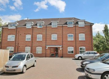 Thumbnail 2 bed flat for sale in Blossom Way, Rugby