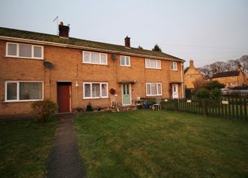 Thumbnail 3 bed terraced house for sale in Lyndon Rd, North Luffenham, Oakham, Rutland