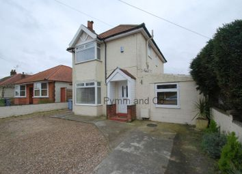 Thumbnail 4 bed detached house to rent in Plumstead Road, Norwich