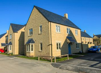 Thumbnail 4 bedroom detached house for sale in The Furrows, Bourton-On-The-Water