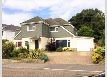 Thumbnail 4 bed detached house to rent in Hurst Hill, Canford Cliffs, Poole