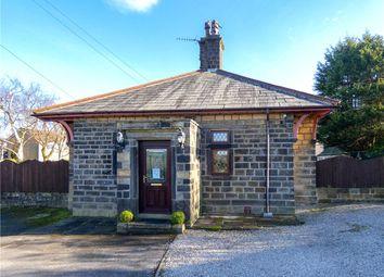 Thumbnail 2 bed property for sale in Nook Back Lodge, Greenside Lane, Cullingworth, Bradford