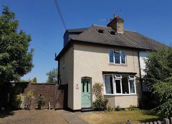 Thumbnail 3 bed semi-detached house for sale in Rugby Road, Kilsby, Rugby