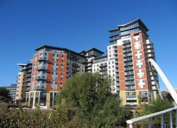 Thumbnail 2 bed flat to rent in Riverside Way, Leeds, West Yorkshire