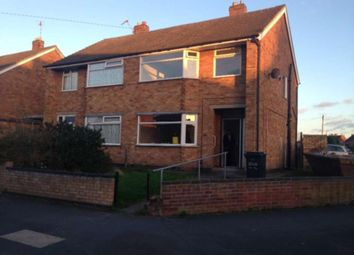 Thumbnail 3 bed semi-detached house to rent in Sandiacre Drive, Thurmaston, Leicester
