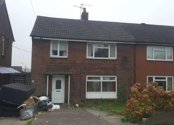 Thumbnail 3 bedroom semi-detached house for sale in Lincoln Road, Kidsgrove, Stoke-On-Trent