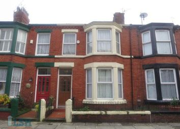 Thumbnail 5 bed shared accommodation to rent in Ampthill Road, Aigburth, Liverpool