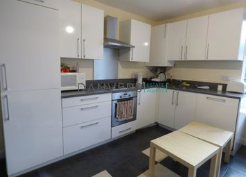 Thumbnail 4 bed flat to rent in Noel Street, Leicester
