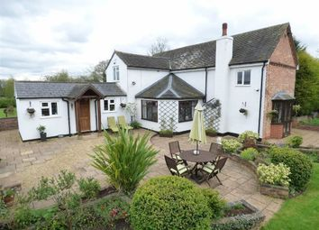 Thumbnail 3 bed detached house for sale in Whitgreave Lane, Whitgreave, Stafford
