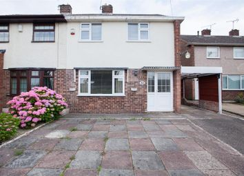 Thumbnail 2 bedroom semi-detached house for sale in Bainbridge Road, Bolsover, Chesterfield