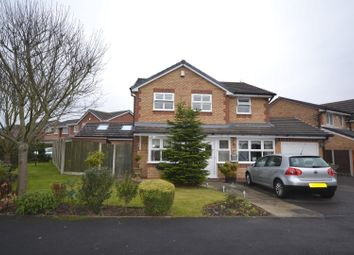 Thumbnail 4 bed detached house for sale in Tensing Close, Great Sankey, Warrington
