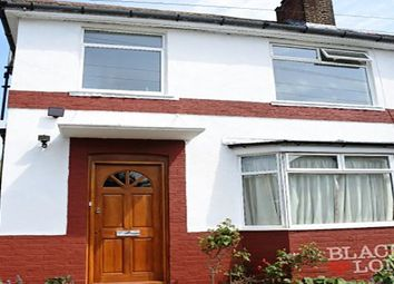 Thumbnail 4 bedroom end terrace house to rent in Oakleigh Road North, London