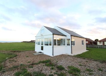 Thumbnail 2 bed detached bungalow for sale in Seaview Crescent, Ostend Road, Walcott, Norwich