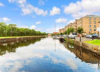 Thumbnail 2 bed flat for sale in Speirs Wharf, Glasgow, Lanarkshire