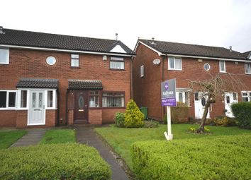 Thumbnail 3 bed semi-detached house for sale in Swallowfield, Leigh, Greater Manchester.
