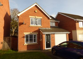 Thumbnail 3 bed detached house to rent in Chapel Drive, Consett