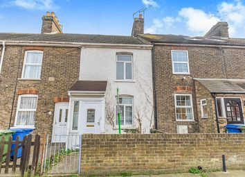 Thumbnail 2 bed terraced house to rent in Oak Road, Sittingbourne