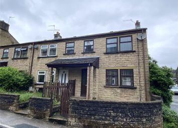 Thumbnail 3 bed end terrace house for sale in Lower Town, Oxenhope, Keighley, West Yorkshire