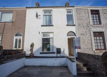 Thumbnail 2 bedroom terraced house for sale in Whitestone Lane, Newton, Swansea, West Glamorgan