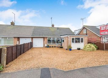 Thumbnail 2 bed bungalow for sale in School Road, Newborough, Peterborough, Cambridgeshire