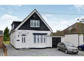 Thumbnail 3 bed detached house for sale in Wash Road, Basildon