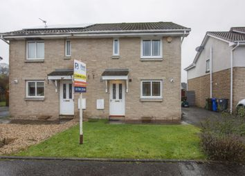 Thumbnail 3 bedroom semi-detached house for sale in 32 Targe Wynd, Stirling
