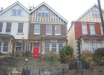 Thumbnail 9 bedroom terraced house to rent in Trelawney Road, Cotham, Bristol