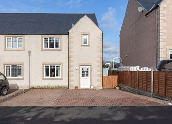 Thumbnail 2 bed semi-detached house for sale in Harleyburn Drive, Melrose