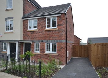 Thumbnail 3 bed semi-detached house to rent in Waterloo Street, Hanley, Stoke-On-Trent