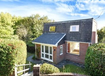 Thumbnail 4 bed detached house for sale in Highmount Close, Winchester, Hampshire