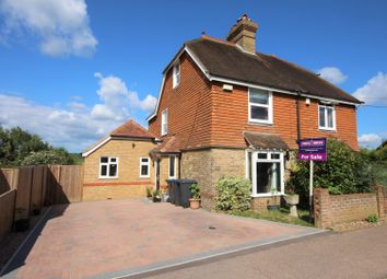 Thumbnail 3 bed semi-detached house for sale in Shalmsford Street, Canterbury