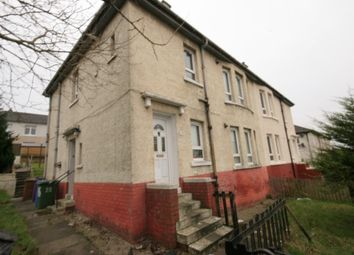 Thumbnail 2 bedroom flat for sale in Cruachan Street, Thornliebank, Glasgow