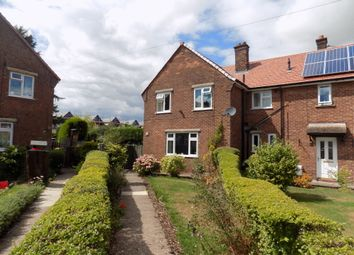 Thumbnail 3 bed end terrace house for sale in Grange Road, Barnton, Northwich