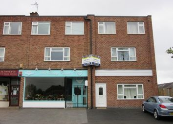 Thumbnail 1 bed flat to rent in Highgate Road, Sileby, Loughborough, Loughborough, Leicestershire