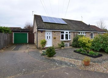 Thumbnail 2 bed semi-detached bungalow for sale in Lakemead, Ashford, Kent