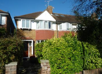 Thumbnail 3 bed end terrace house for sale in Old Manor Drive, Whitton, Twickenham