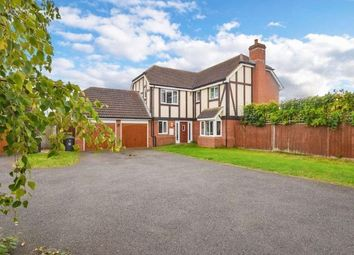 Thumbnail 5 bed detached house for sale in Duck End Close, Houghton Conquest, Bedford, Bedfordshire
