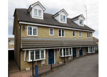Thumbnail 3 bed end terrace house for sale in Victoria Mews, Sittingbourne