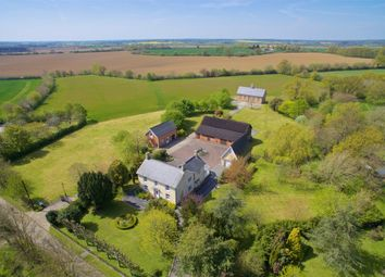 Thumbnail 4 bed detached house for sale in Thorpe Morieux, Bury St Edmunds, Suffolk
