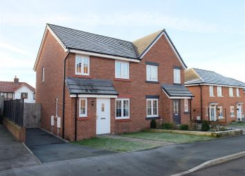 3 bed semi-detached house for sale in Cavaghan Gardens, Carlisle CA1