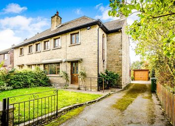 Thumbnail 3 bed semi-detached house for sale in Taylor Hill Road, Taylor Hill, Huddersfield