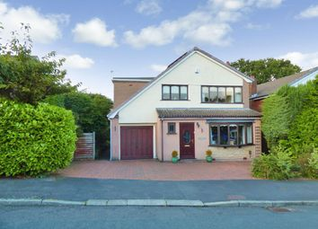 Thumbnail 4 bed detached house for sale in Laburnum Road, Chorley