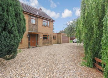 4 bed detached house for sale in Meadow Way, Earith, Huntingdon, Cambridgeshire PE28