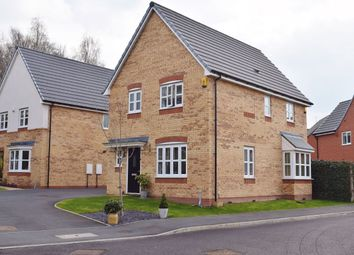 Thumbnail 3 bed detached house for sale in Whitehead Drive, Wrexham