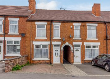 3 bed terraced house for sale in Peasehill Road, Butterley, Ripley DE5