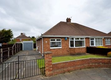 Thumbnail 2 bed bungalow to rent in Malvern Avenue, Grimsby