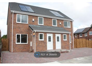 Thumbnail 3 bed semi-detached house to rent in Hylton Castle, Sunderland