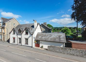 Thumbnail 4 bed detached house for sale in Park Road, Builth Wells
