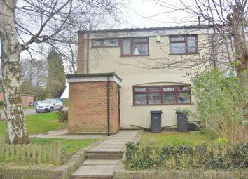 Thumbnail 4 bed end terrace house for sale in Malpas Drive, Bartley Green, Birmingham